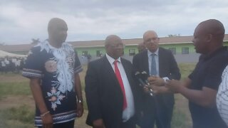 SOUTH AFRICA - Durban - Deputy Chief Justice Raymond Zondo charity event (Videos) (Z64)