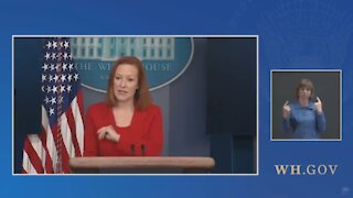 Psaki: We're Not Calling The Crisis On The Border A Crisis