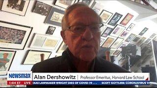 DERSHOWITZ: TRUMP'S RALLY SPEECH IS CONSTITUTIONALLY PROTECTED