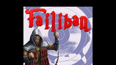 Failiban News : with Terry Orist the Ex-terrorist.