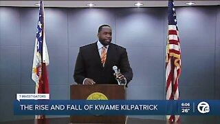 The rise and fall of Kwame Kilpatrick
