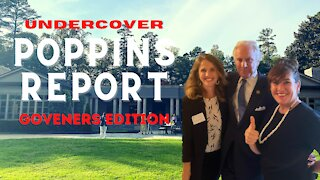 Undercover Poppins at Governor Henry McMaster Reception