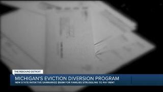 Michigan's Eviction Diversion Program