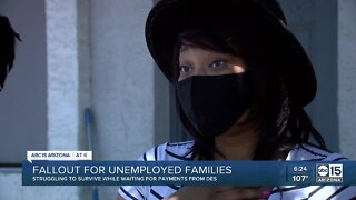 Arizona family still waiting for unemployment benefits, months after applying