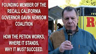 .Recall CA Governor Gavin Newsom Founder Updates on the Recall Effort