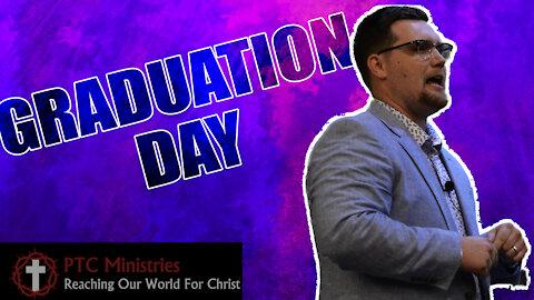 """Graduation Day"" | Pastor Gade Abrams"