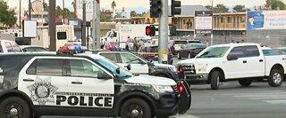 Police shooting in Las Vegas