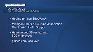 Local Love Fundraiser
