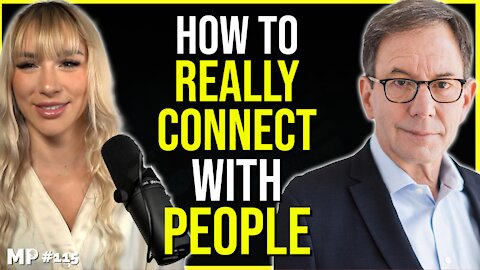 Conversation Tricks From An FBI Negotiation Trainer | Mark Goulston - MP Podcast #115