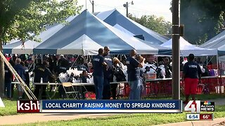Local charity raising money to spread kindness
