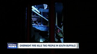 Two people die in early morning South Buffalo fire