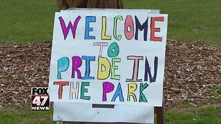 Williamston hosts first Pride Celebration
