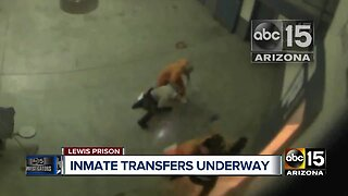 AZ Department of Corrections moving inmates out of Lewis Prison