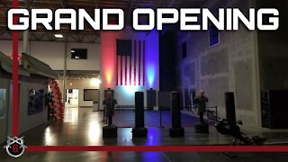 Grand Opening - Covered 6 Patriot Center