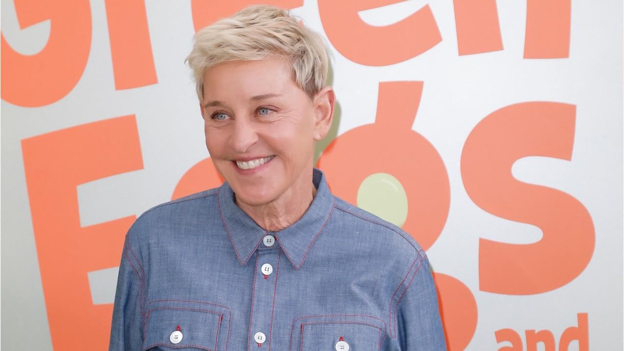 Ellen DeGeneres To Receive Lifetime Award At Golden Globes