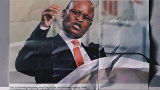 South African Chief Justice Under Investigation Again | 14.01.2021