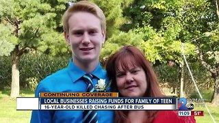 Sunflowers in Jarrettsville raising money for family of teen killed