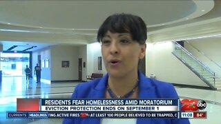 Eviction moratorium vote