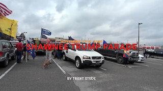 Shawnee Trump Parade