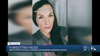 New initiative focused on missing and murdered indigenous people