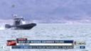 Missing swimmer found at Lake Mead