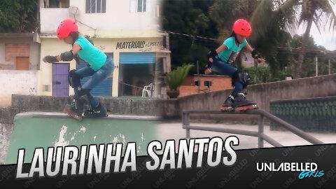 Laurinha Santos from Brazil