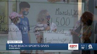 Palm Beach Sports Gives