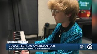 Local teenager competes on American Idol
