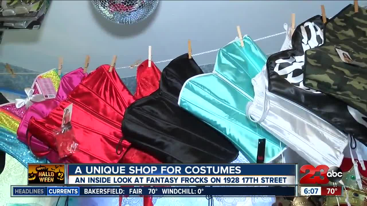 Fantasy Frocks celebrates unique shopping experience for customers