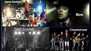 Music Scene Sunday Night - April 11th 2021