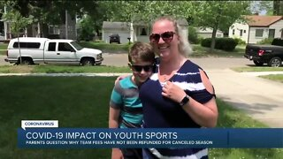 COVID-19 impact on youth sports