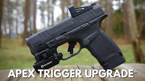 Hellcat OSP with Apex Trigger Upgrade
