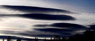 Skylapse Video 005 | Boiling Oil Sky