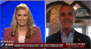 The Real Story - OAN Putin's Puppet with Corey Lewandowski