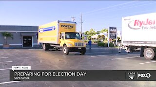 Cape Coral polls preparing for election day