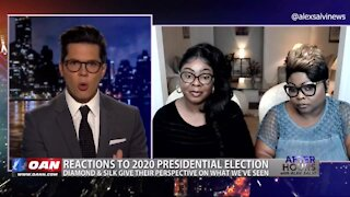 Diamond and Silk magnificent interview on OAN with Alex