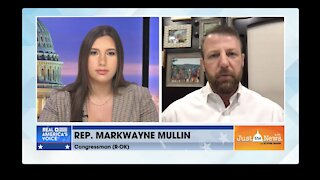 Rep. Markwayne Mullin (R-OK) There is bipartisan support to overhaul Section 230