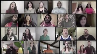 Virtual Cabaret features local artists