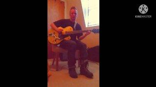 Ralph Angel plays '49 Mercury Blues (Brian Setzer cover)