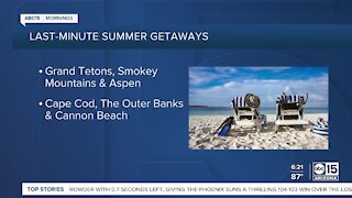 The BULLetin Board: Last-minute summer getaways