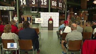 Packers partake in Honor Flight