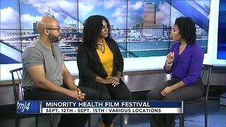 Minority Health Film Festival starts Thursday