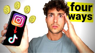 How to Make Money Using Social Media in 2021 4 Simple methods