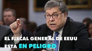 ¿Qué está pasando con el fiscal general de los EEUU?