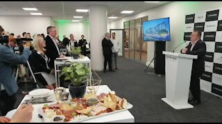 SOUTH AFRICA - Cape Town - The Yacht Club Launch (Video) (xB8)