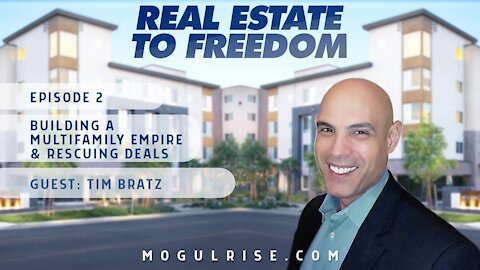 Save Big Money with Cost Segregation, with Yonah Weiss | Real Estate to Freedom Podcast #3