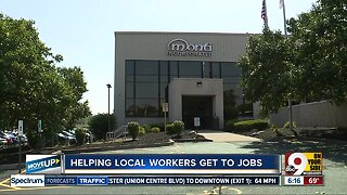 Helping local workers get to jobs