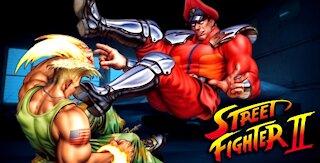 Street Fighter II- Gameplay