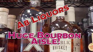 Ab Liquor Store whiskey Aisle Walkthrough