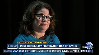 Rose Community Foundation Day of Giving